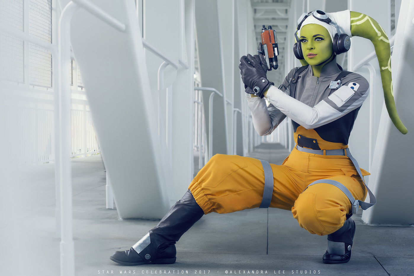 Interview with a Twi'Lek